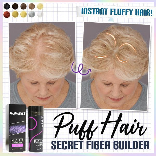 Puff-Hair™ Secret Fiber Builder