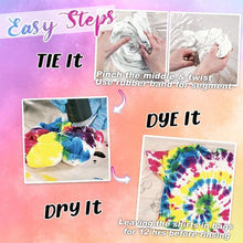 Load image into Gallery viewer, EasyTrick™ Tie-Dye DIY Kit (Plus Size Available)