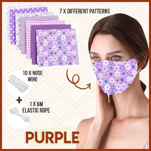 DIY Face Veil Kit