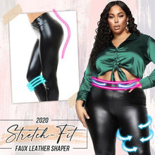 Load image into Gallery viewer, 2020 Stretch-Fit Faux Leather Shaper