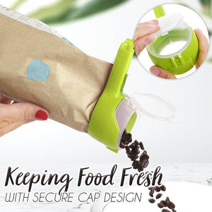 Fresh Keeper Seal & Pour Bag Clips