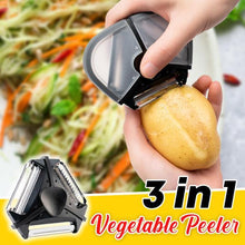 Load image into Gallery viewer, 3 in 1 Vegetable Peeler