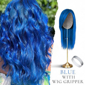 Hairish™ Silky Straight Hair Wig (With Secure Wig Gripper)