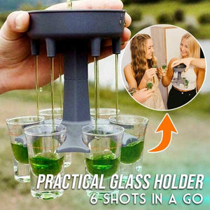 Party Shots Dispenser & Caddy