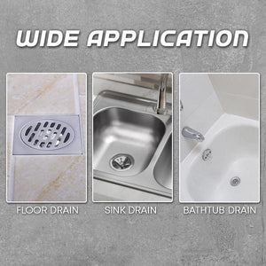 Anti-clogging Drain Filter & Stopper