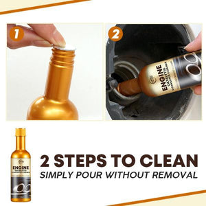 Gear-Up Engine Catalytic Converter Cleaner