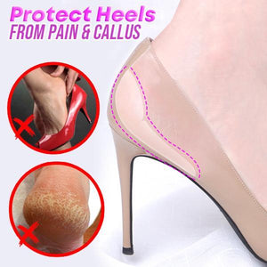 InvisiHeel™ Anti-cracking Protection Film