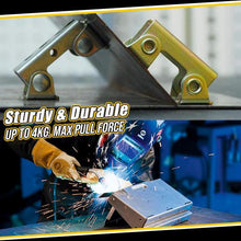 Load image into Gallery viewer, Premium Welding Adjustable Magnetic Tab Holder (2pcs)