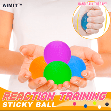Load image into Gallery viewer, Aimmit™ Reaction Training Sticky Ball