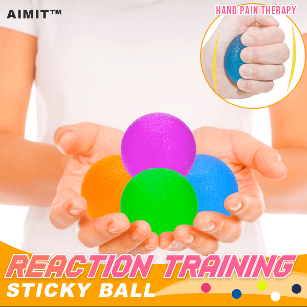 Aimmit™ Reaction Training Sticky Ball