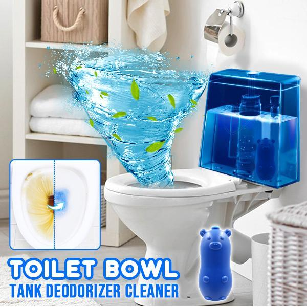 Toilet Bowl Tank Deodoriser Cleaner