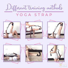 Load image into Gallery viewer, Leg Stretching Yoga Strap