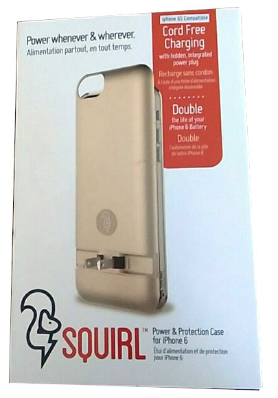 Squirl Power & Protection Case