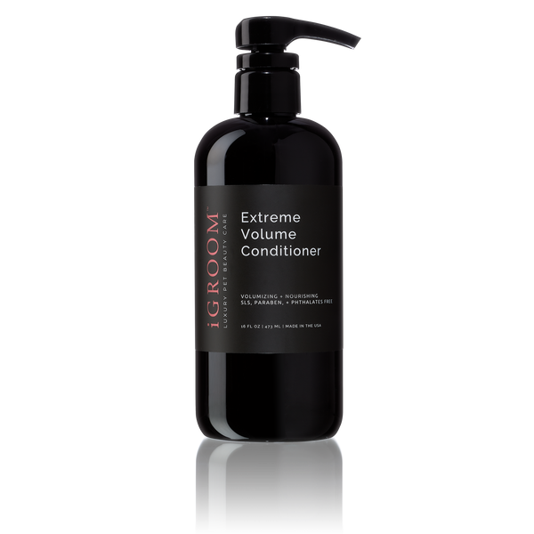 iGroom Extra Volume Conditioner
