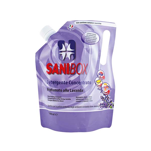 SANIBOX Lavender