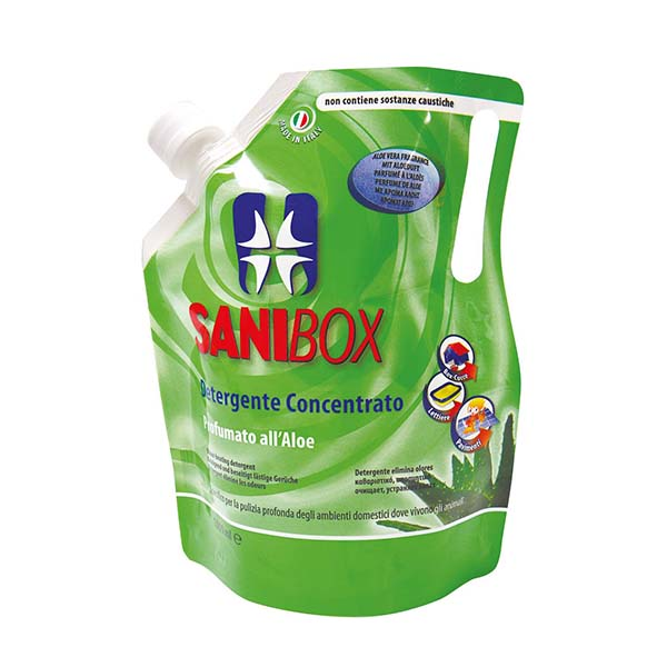 SANIBOX Aloe