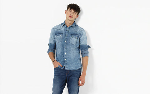 Denim-Shirts-Perfect-for-an-effortless-look