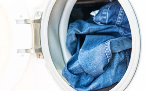Wash- jeans -with- similar -colors