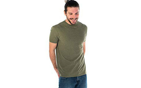 Naturally- Olive -Green