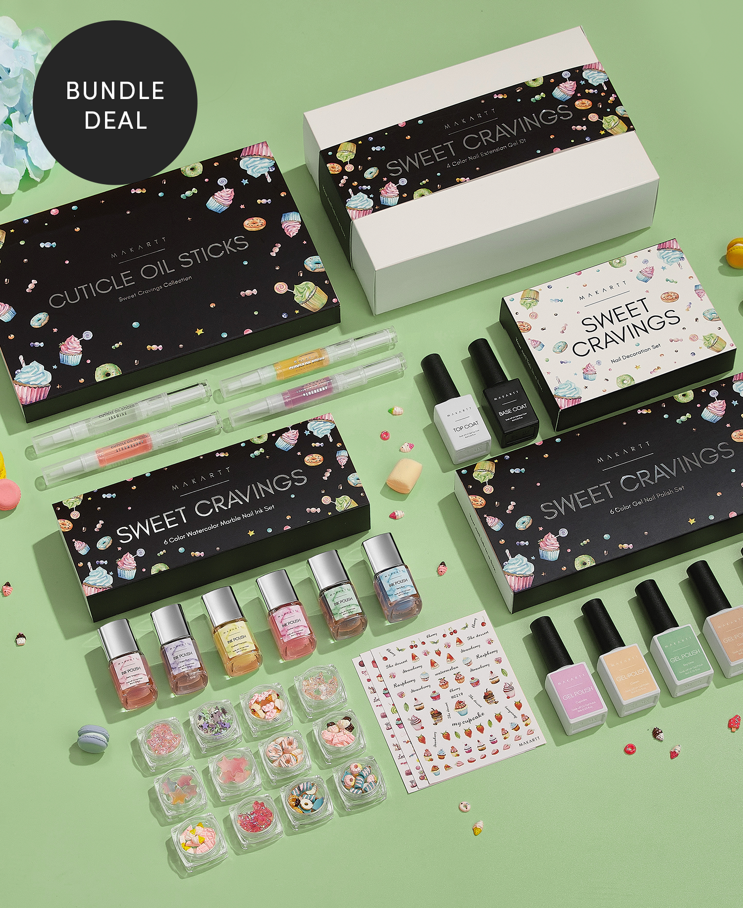 Sweet Cravings Full Collection Bundle