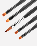 Professional Art Brushes Set (5pcs)
