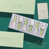French White Gel Nail Polish Set For Intellectual Woman - Makartt