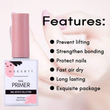 Nail Artiste Collection Nail Primer - Makartt
