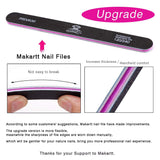 120/240 Double-Sided Nail File Set (10pcs)