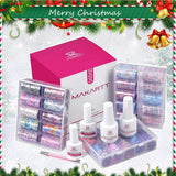 Nail Art Foil Decoration Set in Floral Sky - Makartt