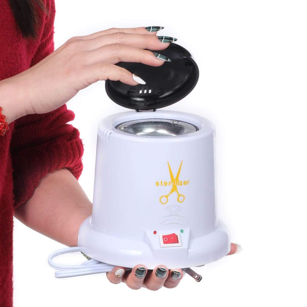 Nail Sterilizer Disinfect Machine - Makartt