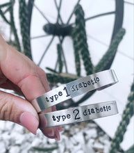 Load image into Gallery viewer, Diabetic Bracelets