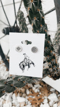 Load image into Gallery viewer, Hand Stamped Studs