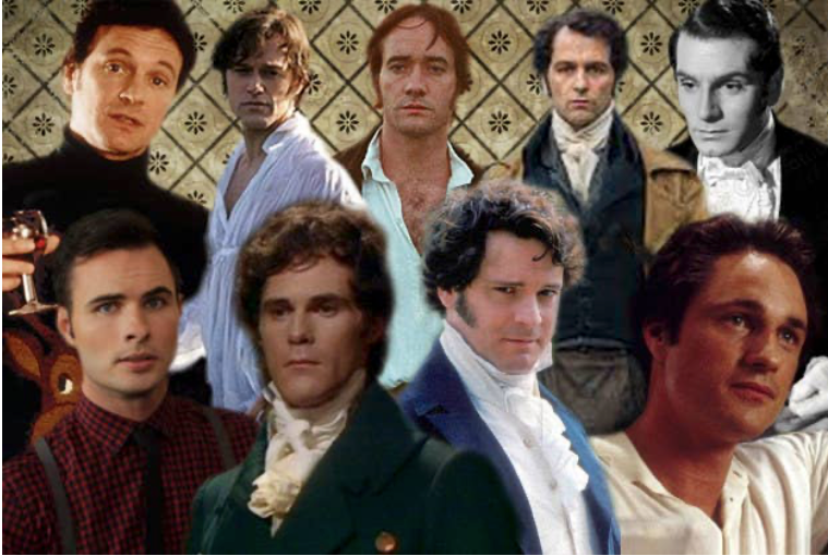 "Buzzfeed's ""Definitive Ranking of Actors Who Have Played Darcy"""