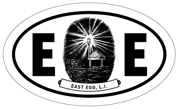 East Egg 2x3 Sticker