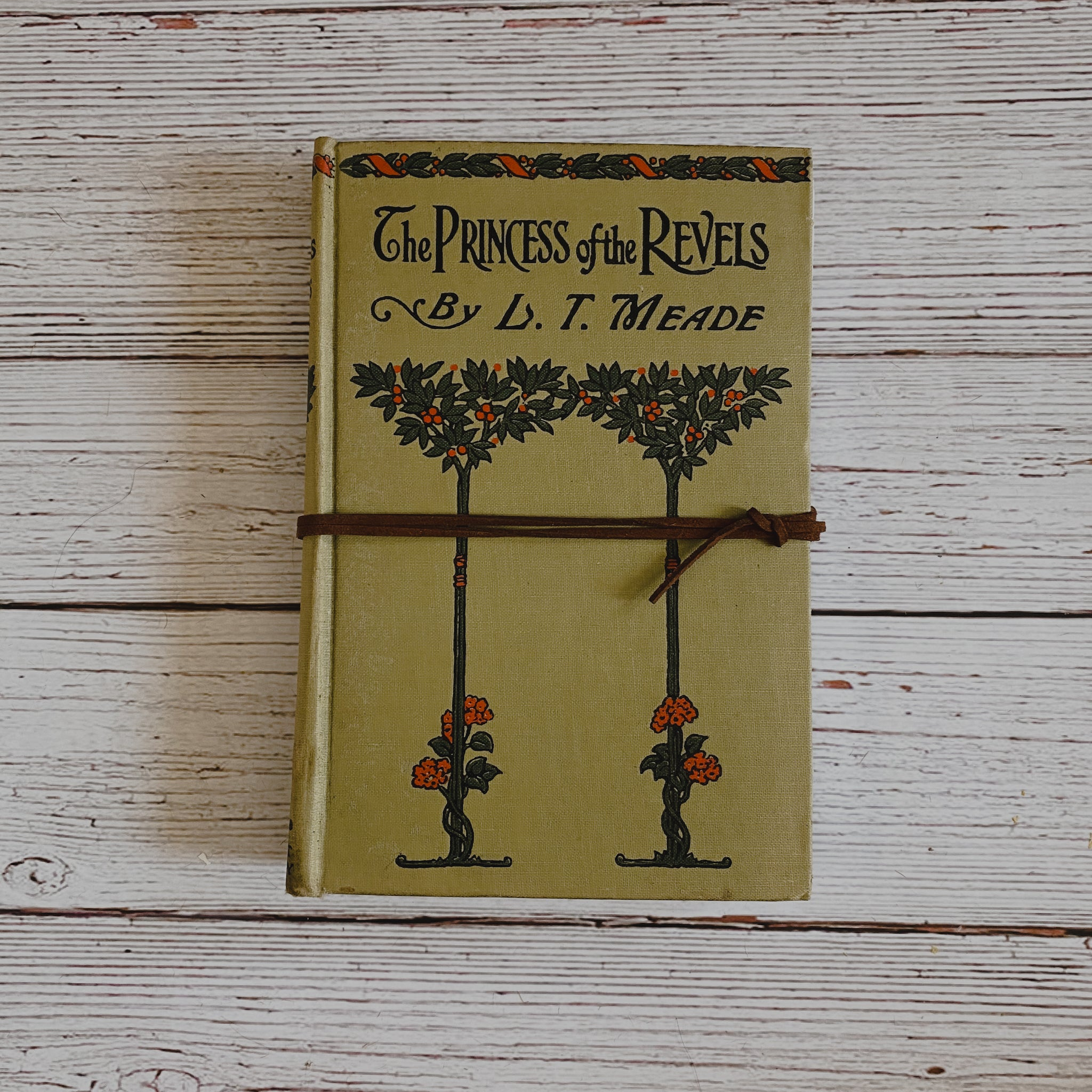 The Princess of the Revels
