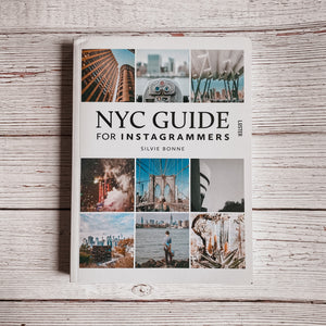 Book: NYC Guide for Instagrammers