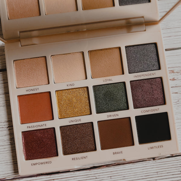 Persona Cosmetics Identity Two Eyeshadow Palette