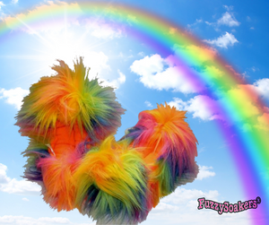 Shaggy Rainbow