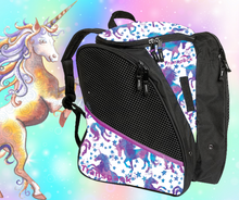 Load image into Gallery viewer, Unicorn Skate Bag