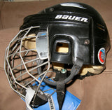 CBSportsLocker Bauer Hockey Helmet with Cage