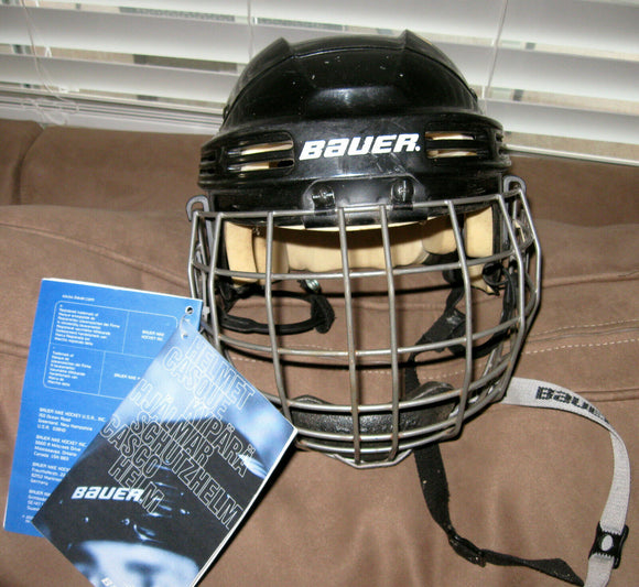 Bauer HH300S Helmet with Cage