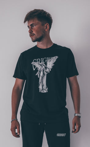 Angel T-SHIRT BLACK