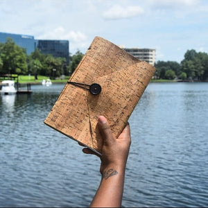 Cork Handmade Journal