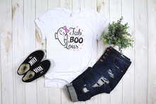 Load image into Gallery viewer, Fab-BOO-lous Halloween Shirt - Adult