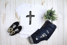 Load image into Gallery viewer, Faith Cross Shirt