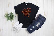 Load image into Gallery viewer, Happy Halloween Shirt - Adult