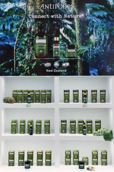 Japan's Cosme Kitchen welcomes Antipodes to its stores