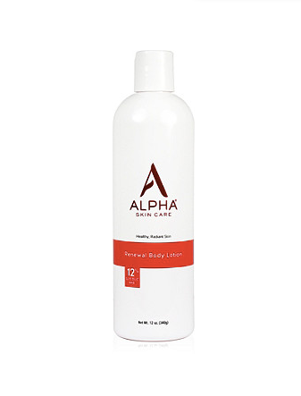 Alpha Skin Care - Renewal Body Lotion, 12% Glycolic AHA