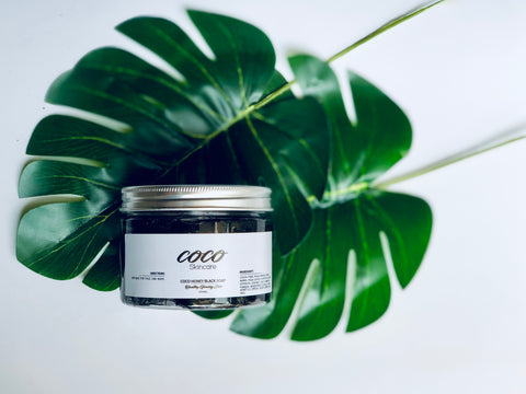 Coco Honey Black Soap