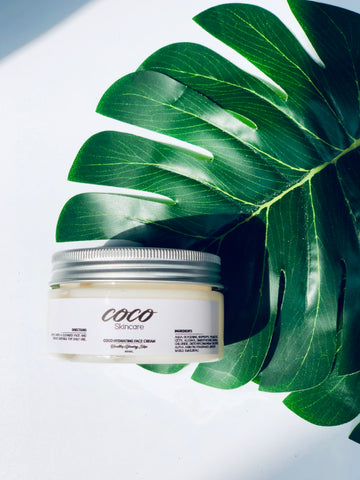 Coco Hydrating Face Cream